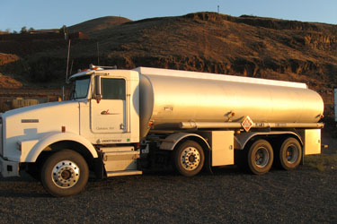 Kenworth Fuel Truck